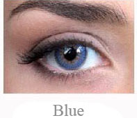 Lentile de contact Pretty Eyes Daily Color,culoare blue